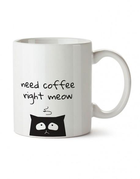 Kubek z Kotem - coffee