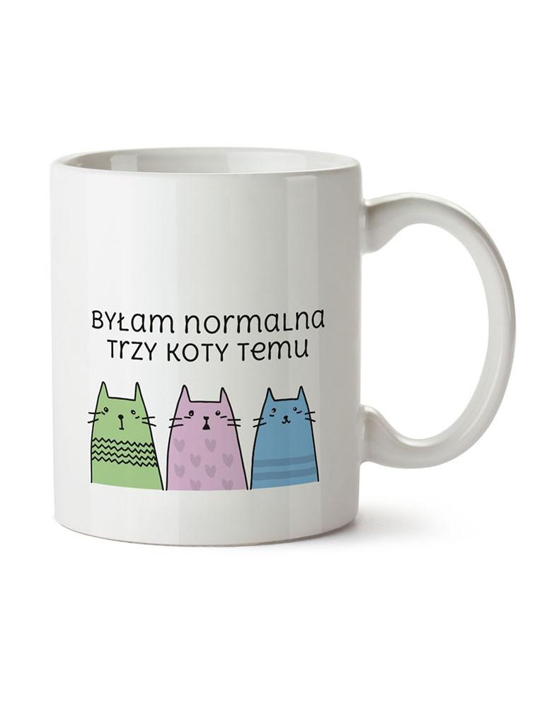 Kubek Z Kotem Normalność 2