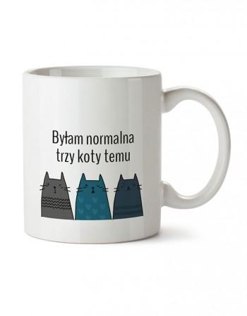 Kubek z Kotem - normalność 4