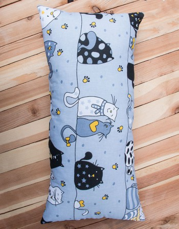 Poduszka w koty, 30x60cm